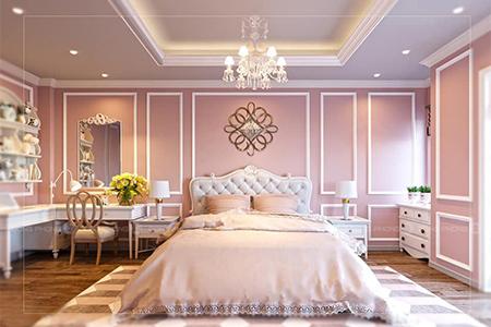 nội thất phòng ngủ 25m2 NTPN1306-dd